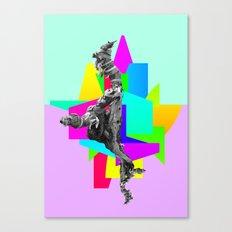 Magic Stick Canvas Print