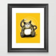 Tigrou Framed Art Print