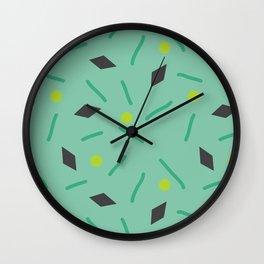 regaliz Wall Clock
