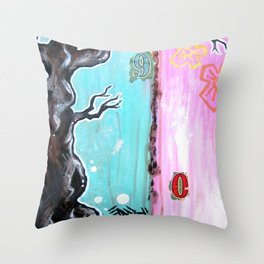 TWEET Throw Pillow