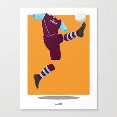 Burnley 2013/14 -  Canvas Print