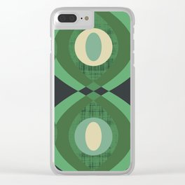 Here Comes Thursday Clear iPhone Case