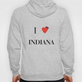 I heart Indiana Hoody
