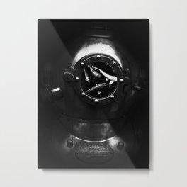 diver dream Metal Print