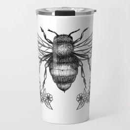 give me some sugar, little honey bee Travel Mug