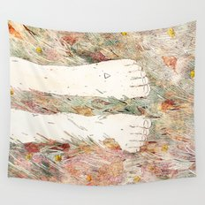 Perfume #3 Wall Tapestry
