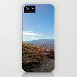 Cowan's Hill iPhone Case