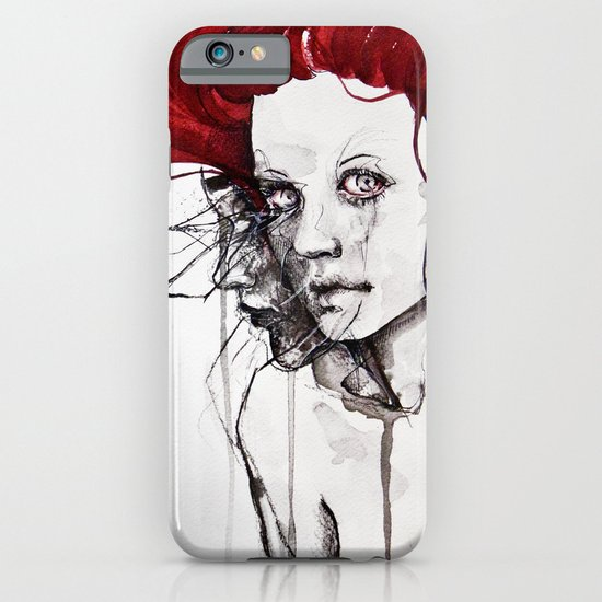 in the flesh iPhone & iPod Case