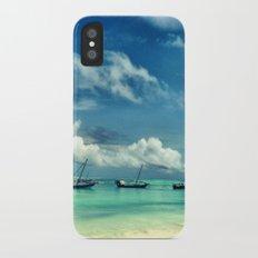 Hakuna Matata iPhone X Slim Case