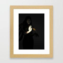 Within myself Framed Art Print