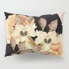 Nocturnal Owls Pillow Sham