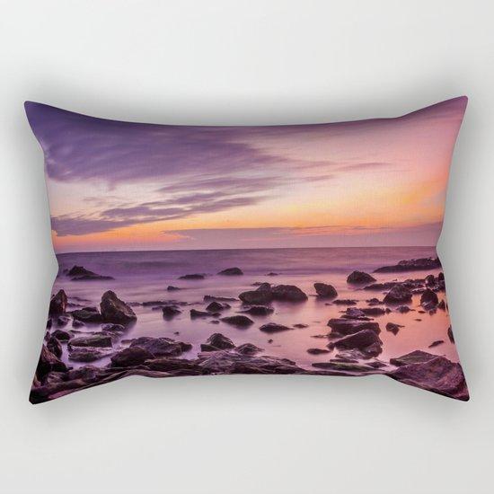 purple romance Rectangular Pillow