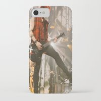 michael clifford iPhone & iPod Cases featuring Clifford Michael // Live by Fan_Girl_Designs