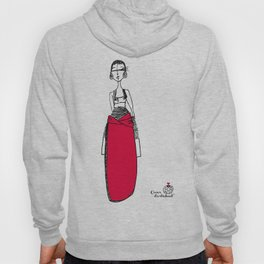 Red Africa Hoody