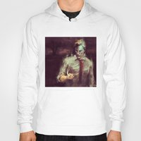 true detective Hoodies featuring True Detective by nlmda