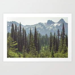 Escape to the Wilds - Nature Photography Art Print