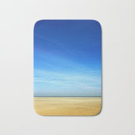Beach scene Bath Mat
