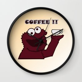 COFFEE!!!! Wall Clock