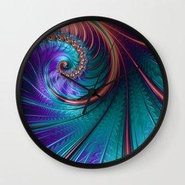 Flamenco Wall Clock