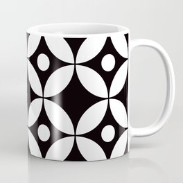 Geometric Pattern 167 (circles dots) Coffee Mug