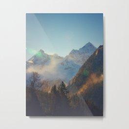 Mountain Dream Metal Print
