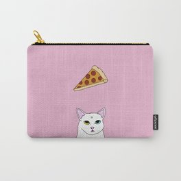 Fat D. Loves Pizza Carry-All Pouch