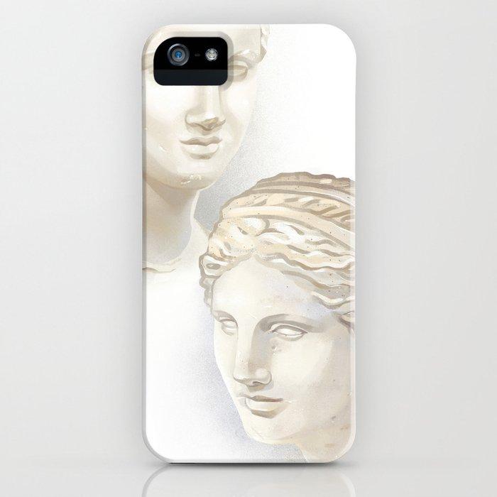 Dueling Aphrodites iPhone Case