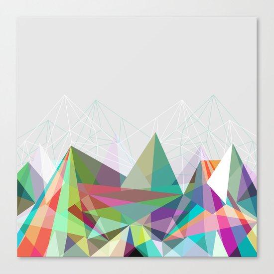 Colorflash 7 Canvas Print