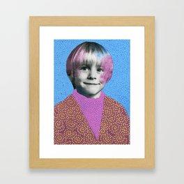 Kurt Series 003 Framed Art Print