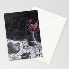 On Death and Dying Stationery Cards