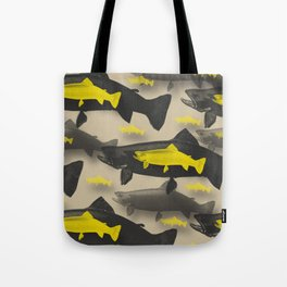 3D Fish Tote Bag