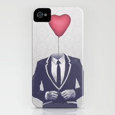 Mr. Valentine Slim Case iPhone (4, 4s)