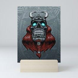 Valhalla Awaits Mini Art Print