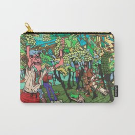 The Vineyard Carry-All Pouch