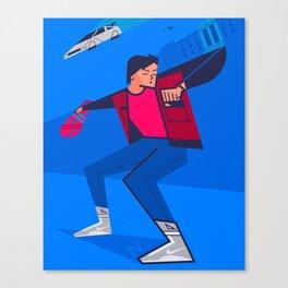 Marty Canvas Print