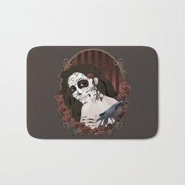 Dia de los Muertos Bath Mat