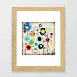 Que hoy te quiero cada día más Framed Art Print