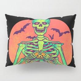 I Love Halloween Pillow Sham