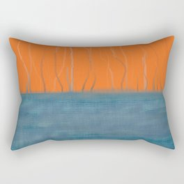 Threadbare Rectangular Pillow