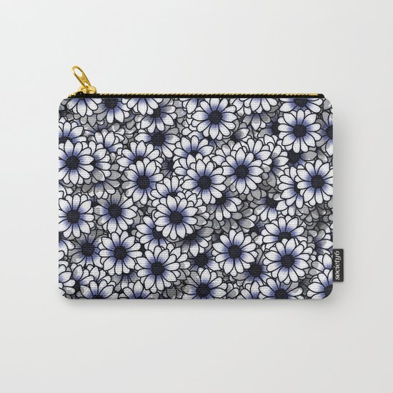 Anemone Carry-All Pouch