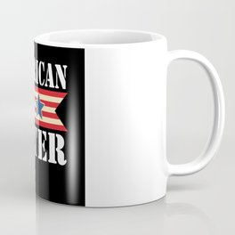 Abstract Voter Illustration Coffee Mug