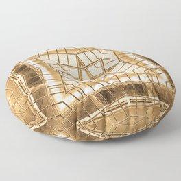 The Midas Touch.... Floor Pillow