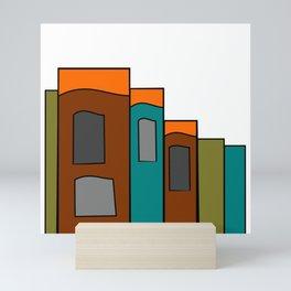 Creative Reading - Zine Page Graphics Mini Art Print