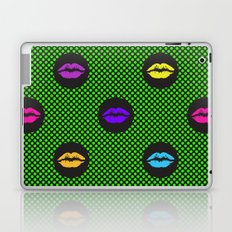 Fun kiss Laptop & iPad Skin