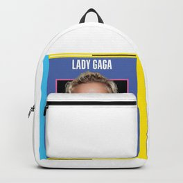 JOANNE WORLD TOUR 2017 LADY GAG Backpack