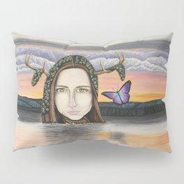 L'amour qui cherche la femme Pillow Sham