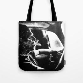 Bukowski's Sunday Drive Tote Bag