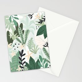 Into the jungle II Stationery Cards