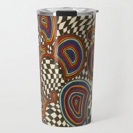 Infinite Swirl Travel Mug