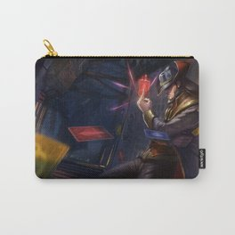 Classic Twisted Fate League of Legends Carry-All Pouch